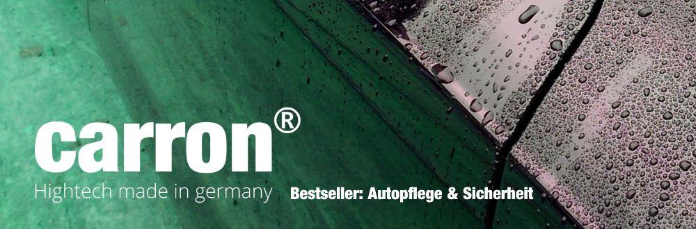 carron Hightech Autopolitur Lackversiegelung Nanoversiegelung Auto Bestseller Test Vergleich